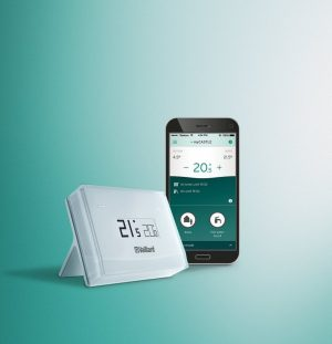 thermostaat draadloos en via app